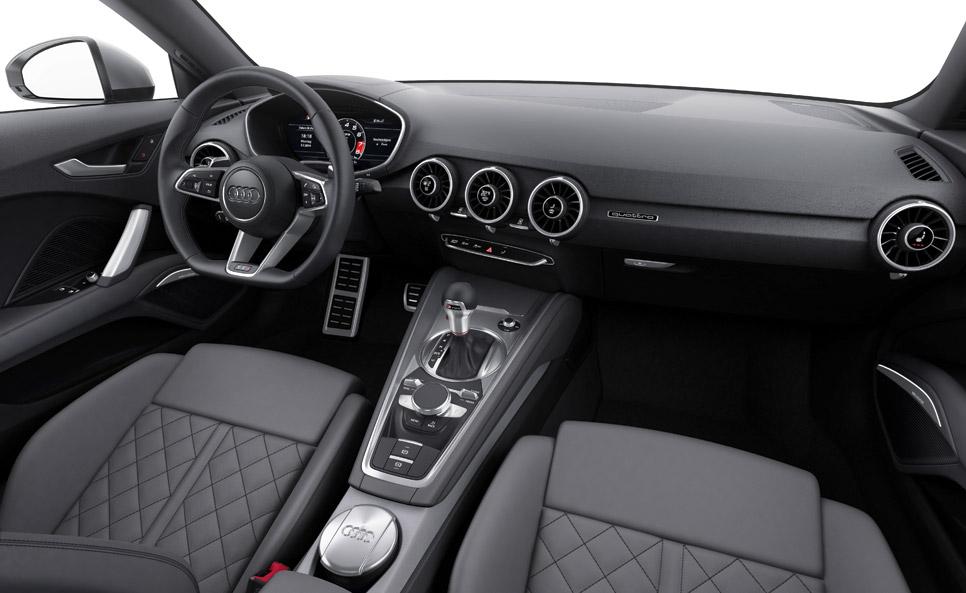 Nuevo Audi TT 2014 primeras fotos