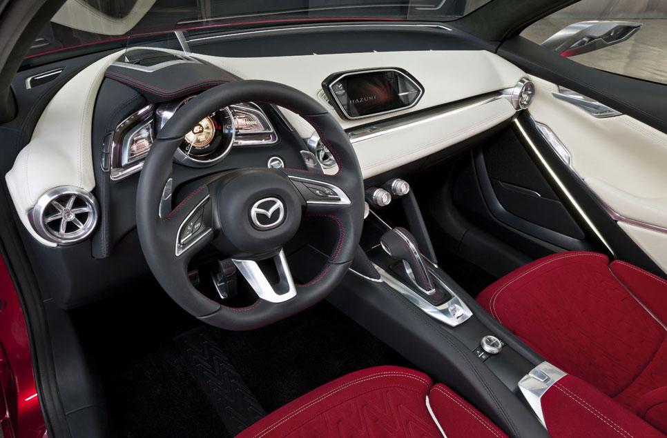 Mazda Hazumi, el futuro Mazda 2