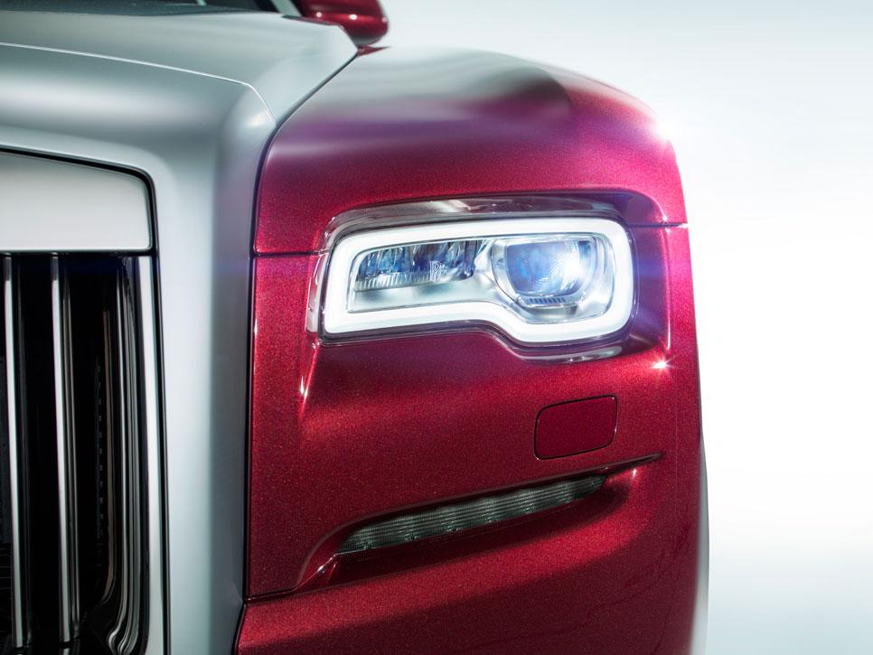 Rolls Royce Ghost Series II, mejorando lo presente