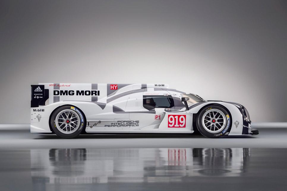 Porsche 919 Hybrid y 911 RSR