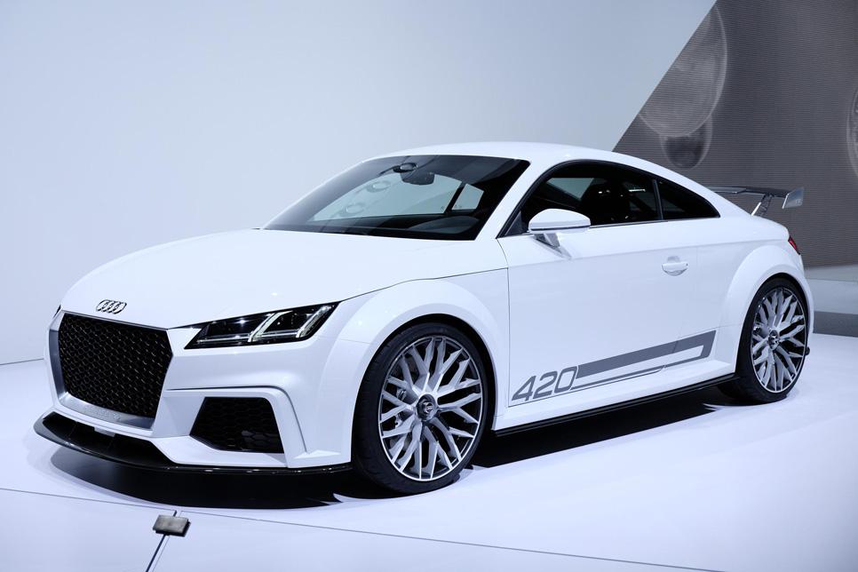 Los 10 mejores coches del Salón de Ginebra 2014