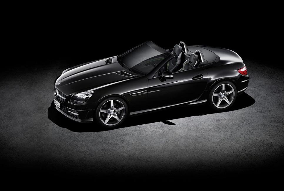 Mercedes SL 2LOOK y SLK CarbonLOOK, pura distinción