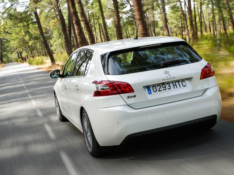 Peugeot 308 1.6 E-HDI 115