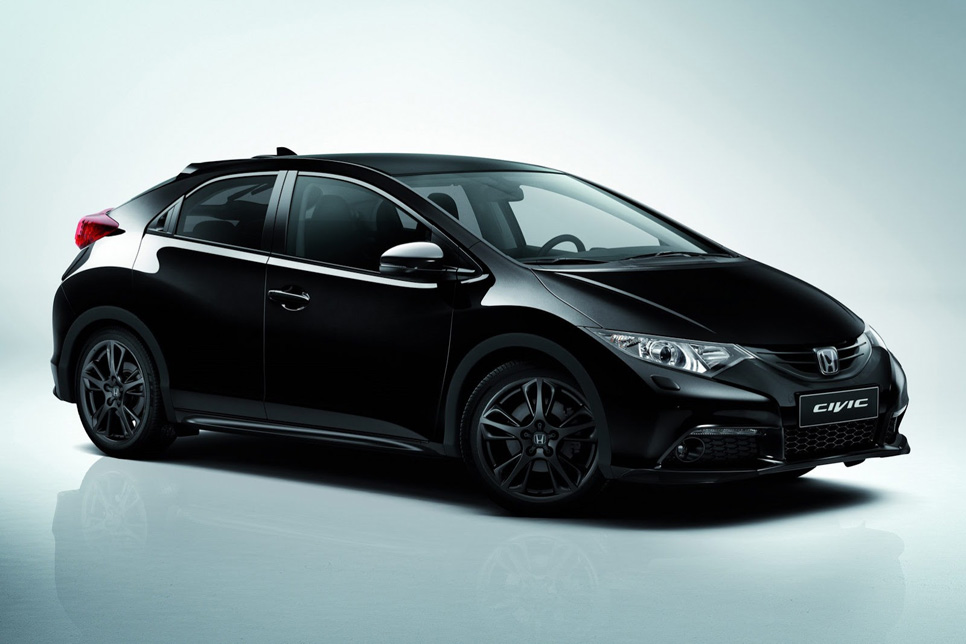 Honda Civic Black Edition