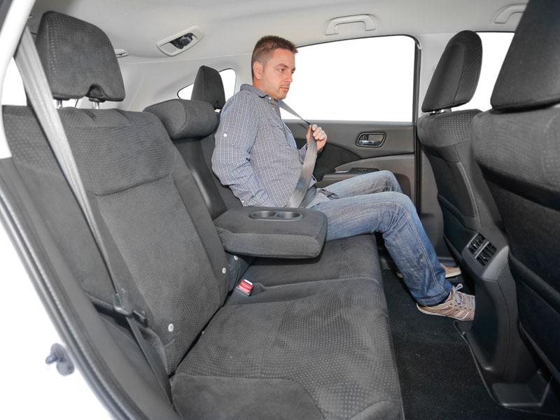 Prueba Honda CR-V 1.6 i-DTEC 4x2
