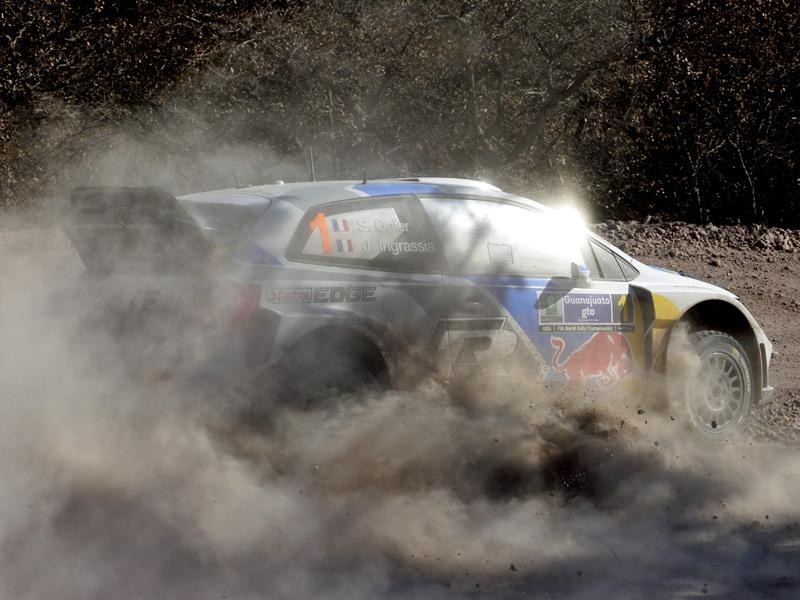 Rallye de México 2014 - Viernes