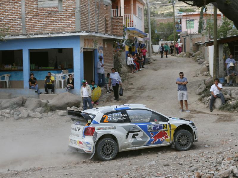 Rallye de México 2014 - Domingo