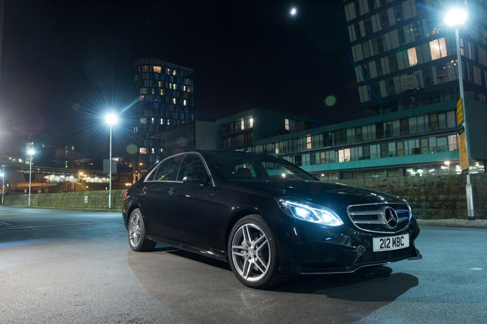 El Mercedes Clase E, ahora con nueve marchas