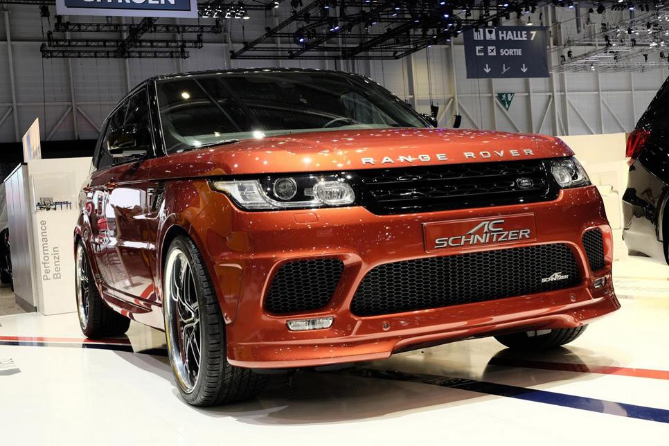 Range Rover Sport Diesel por AC Schnitzer