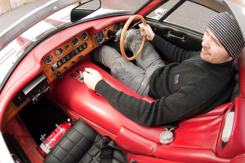 Marcos GT3000 V6