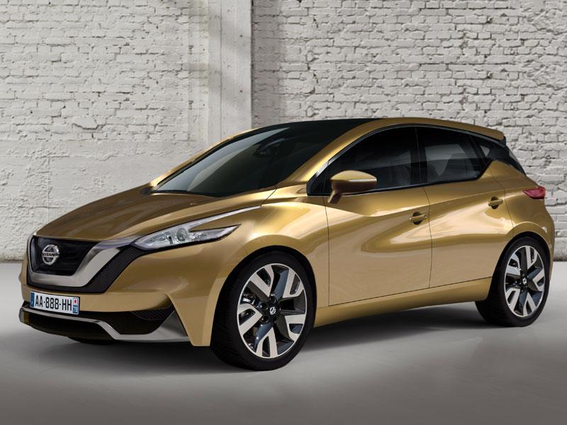 Nissan compacto