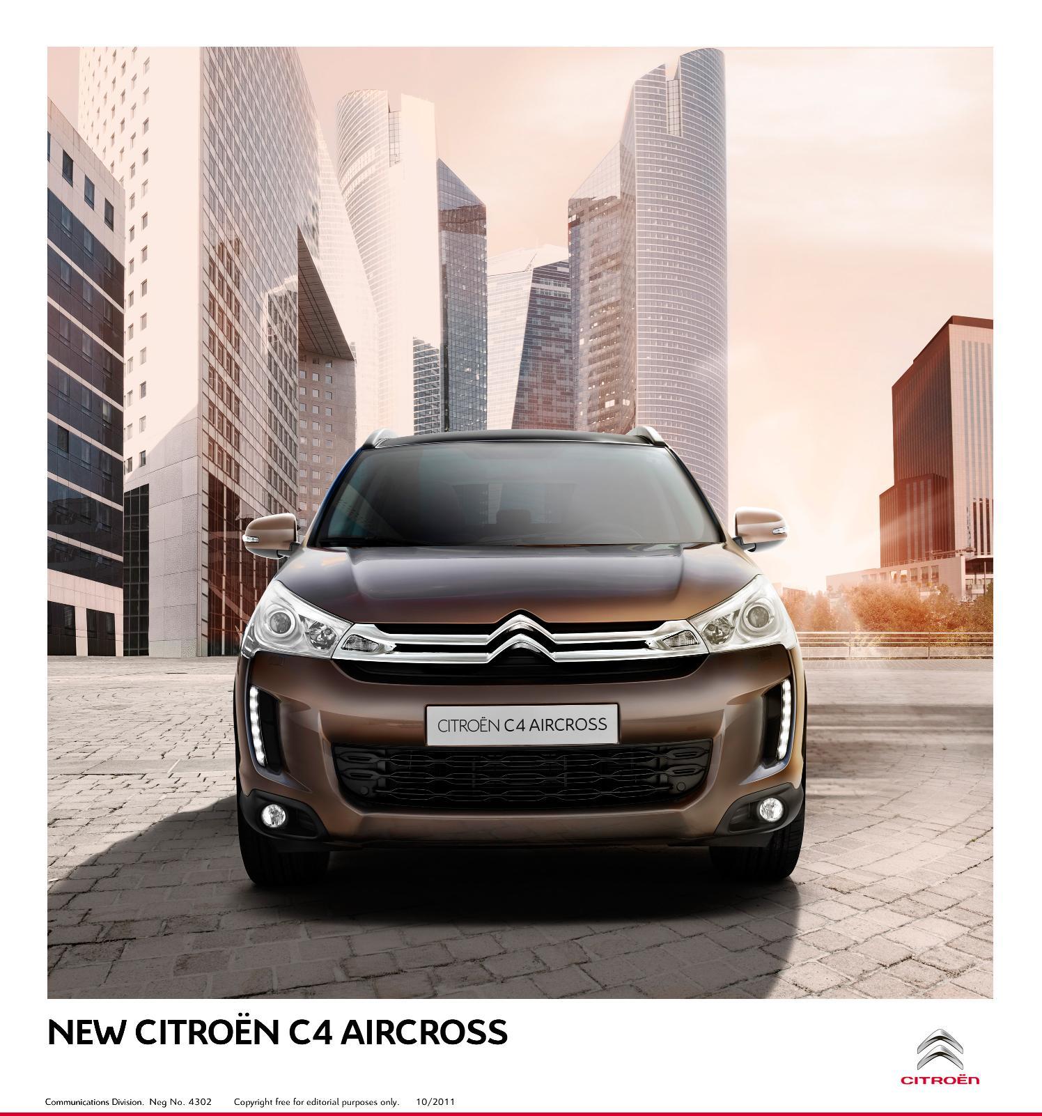 Citroën C4 Aircross 2014