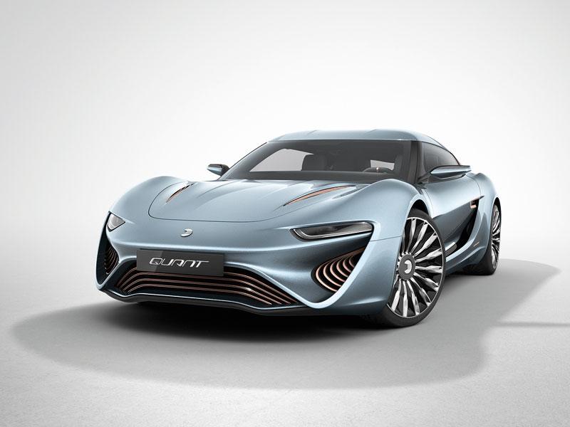 Quant NanoFlowcell, el coche de los mil secretos