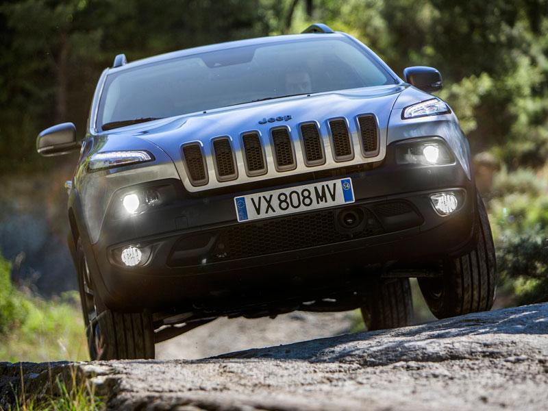 Jeep Cherokee Diesel, prueba