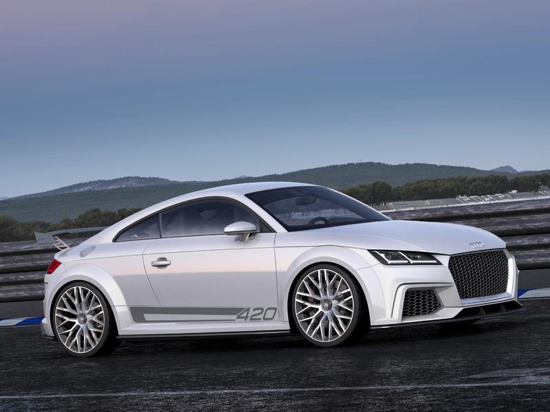 Audi ligeros futuro