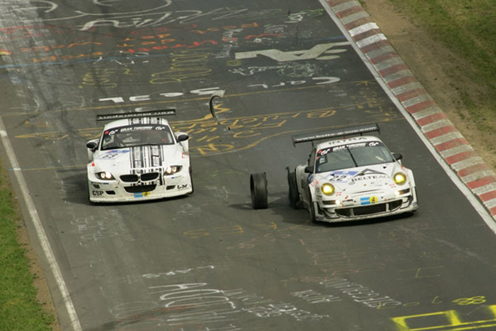 Nürburgring: un circuito cargado de historia