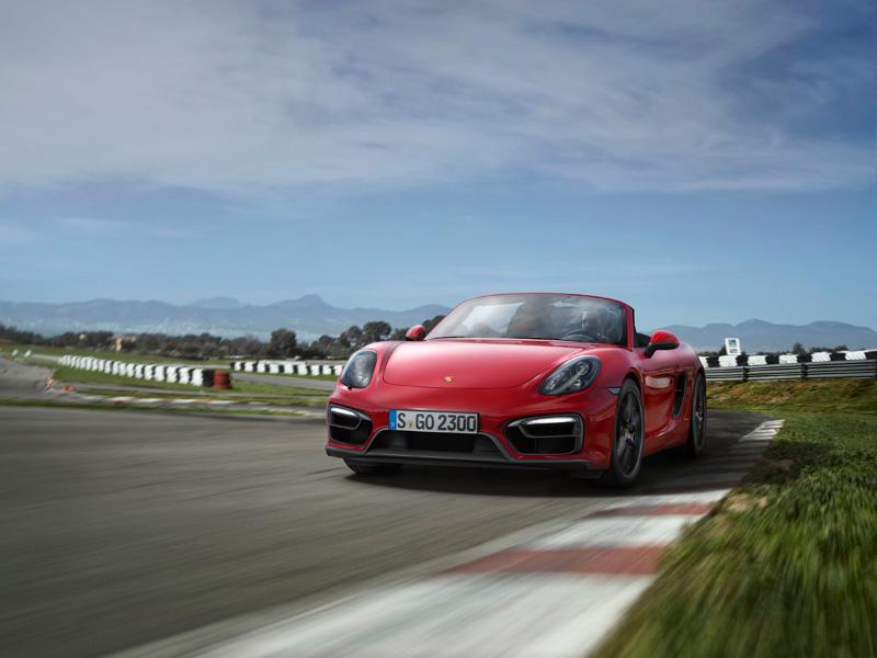 Porsche Boxster GTS y Cayman GTS