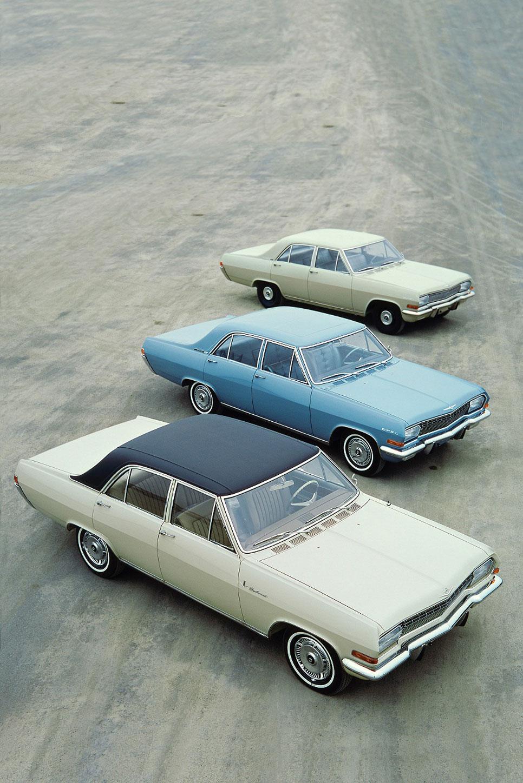 La gama KAD de Opel cumple 50 años