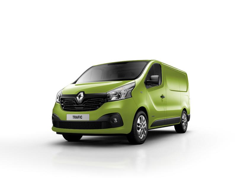 Nuevo Renault Trafic 2014