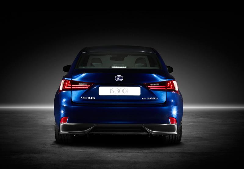 Navegación Lexus Navibox en Lexus IS