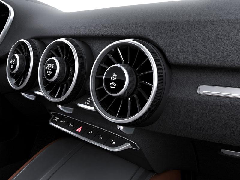 Audi TT 2014, así es la nueva generación del deportivo compacto
