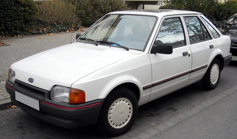 Los diez coches más emblemáticos de los 80