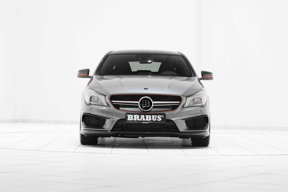 Mercedes CLA 45 AMG por Brabus