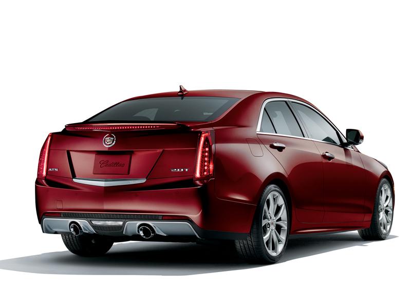 Cadillac ATS Crimson Sport, deportividad y elegancia