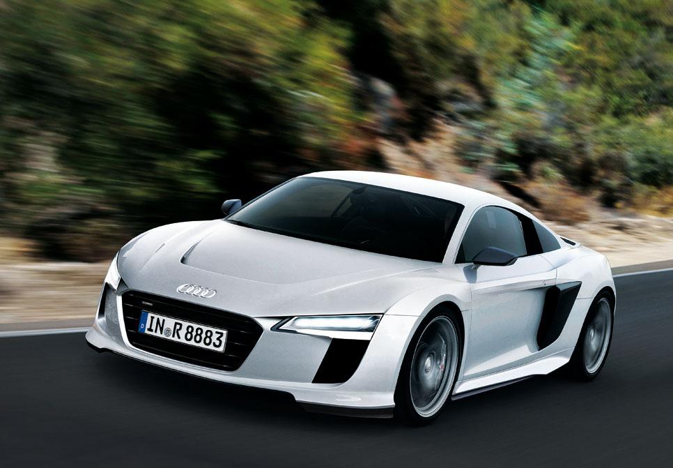 BMW M Turbo, Porsche 960, Audi R8 y Mercedes GT AMG, los superdeportivos que vienen