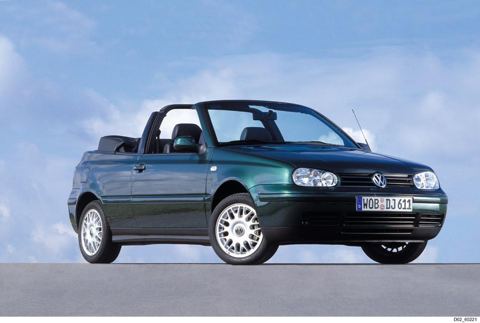 40 años del Volkswagen Golf