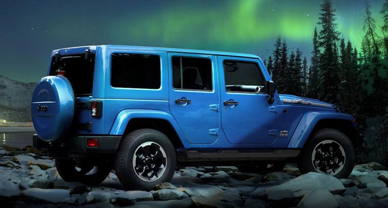 Prueba Jeep Wrangler Polar, un 4x4 de los de verdad