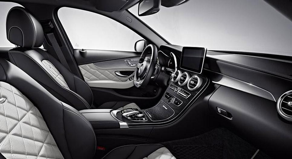 Mercedes Clase C Edition 1