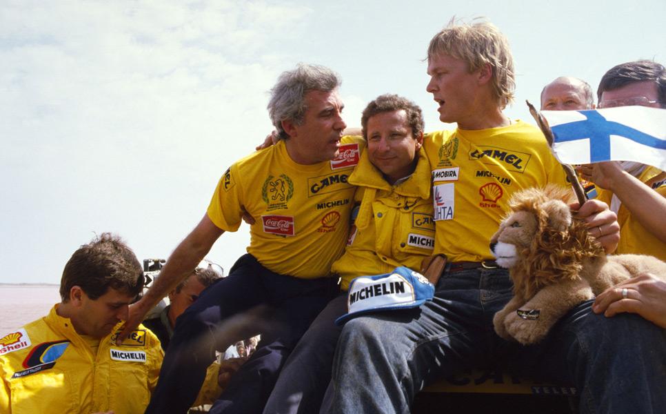 Peugeot confirma su regreso al Dakar