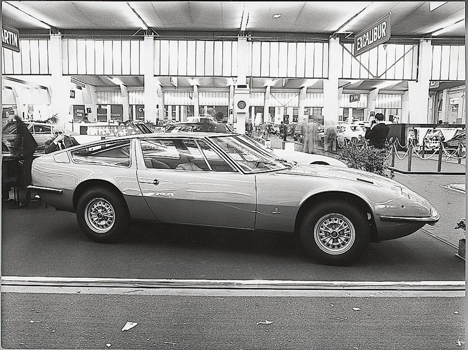 Maserati Indy 4.2