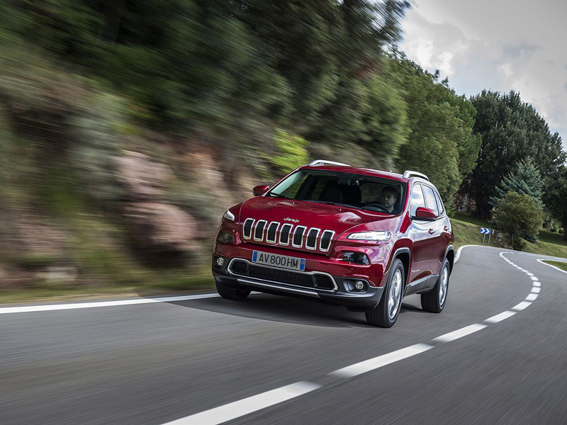 Contacto: Jeep Cherokee 2.0D 140 CV 4x2 Limited