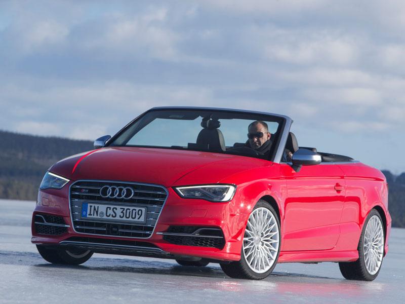 Audi S3 Cabrio