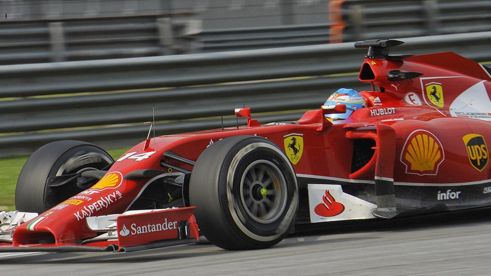 GP de Malasia 2014 de F1