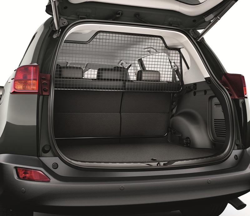 Toyota RAV4 2014 y sus accesorios