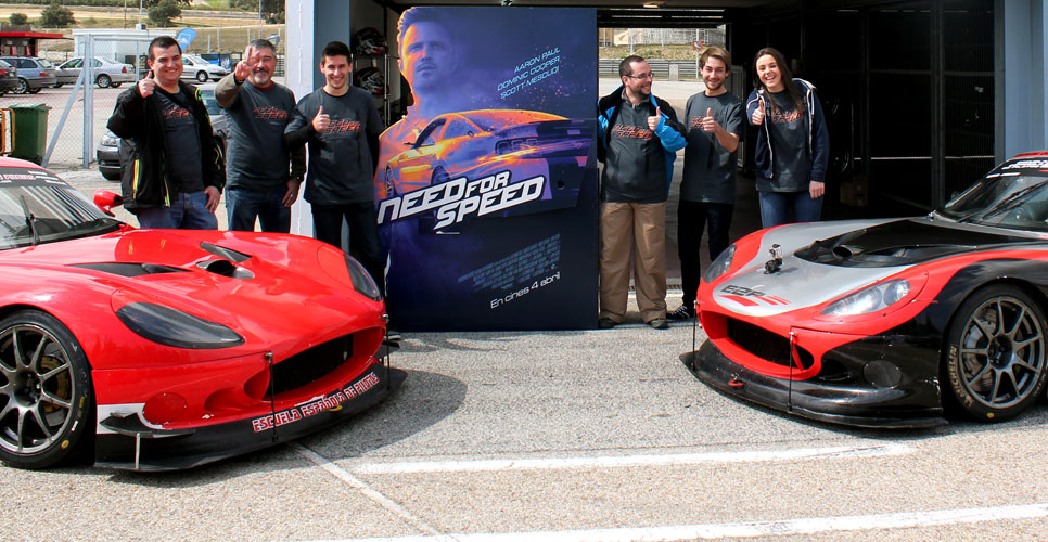 Ganadores concurso Need For Speed