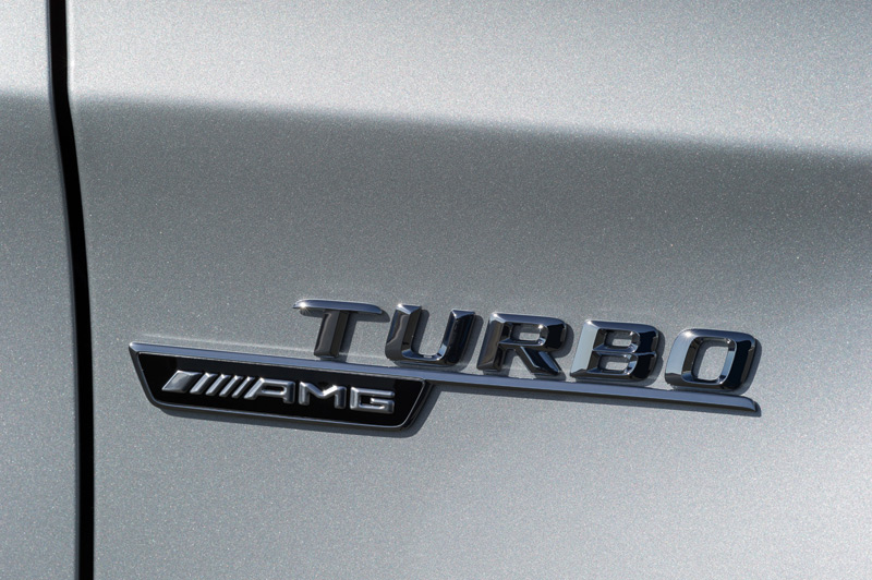 Precio del Mercedes GLA 45 AMG