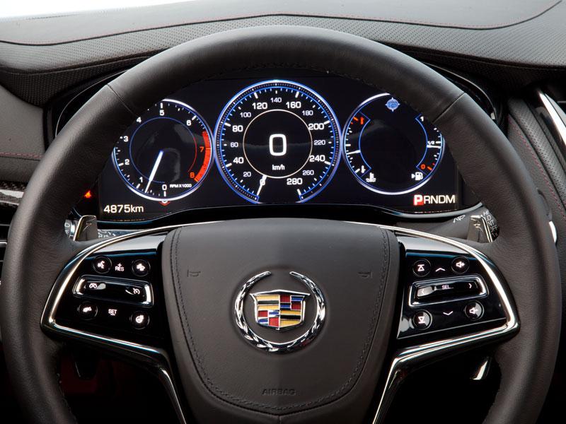 Cadillac CTS 2.0 Turbo AT, un americano en Europa
