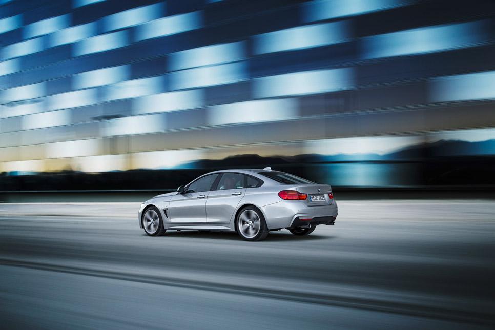 Precios del BMW Serie 4 Gran Coupé