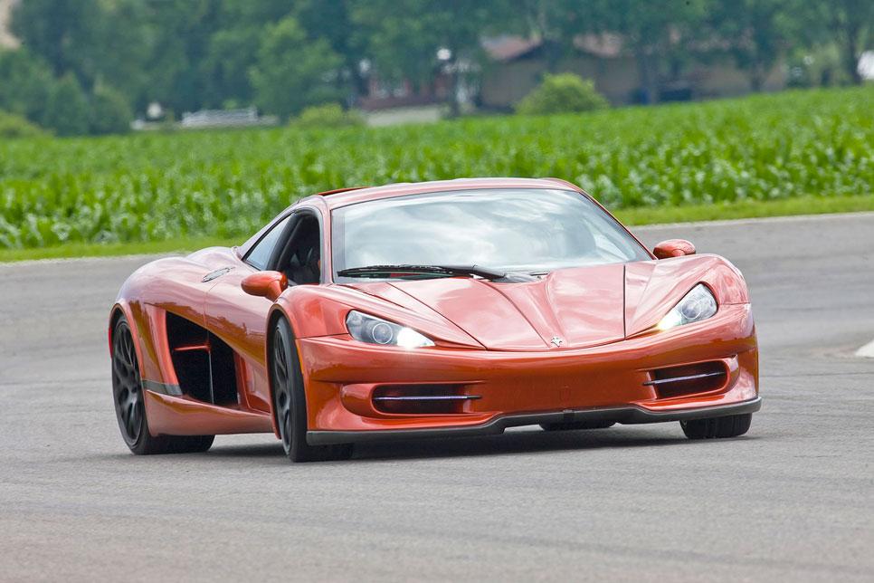 Superdeportivos: los 12 coches de más de 1.000 CV
