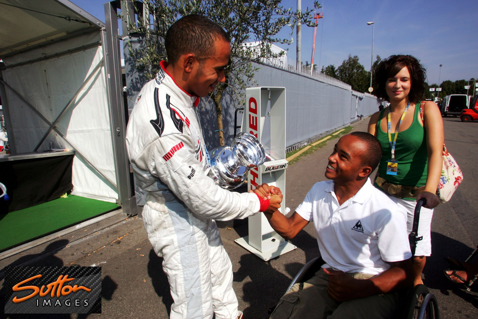Históricos F1: Lewis Hamilton