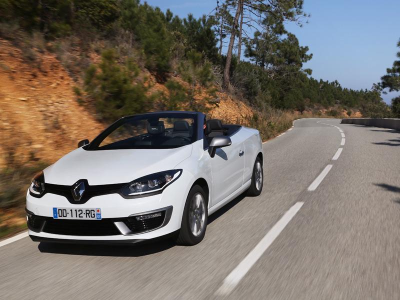 Nuevo Renault Mégane Coupé-Cabrio