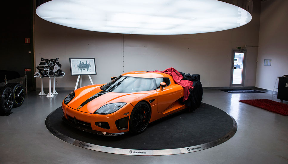 Las fábricas de coches más espectaculares