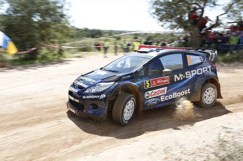 Rallye de Portugal - sábado final