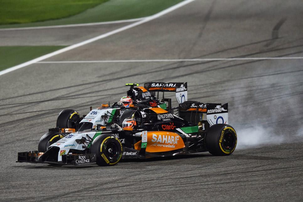 GP Bahrein 2014: la carrera
