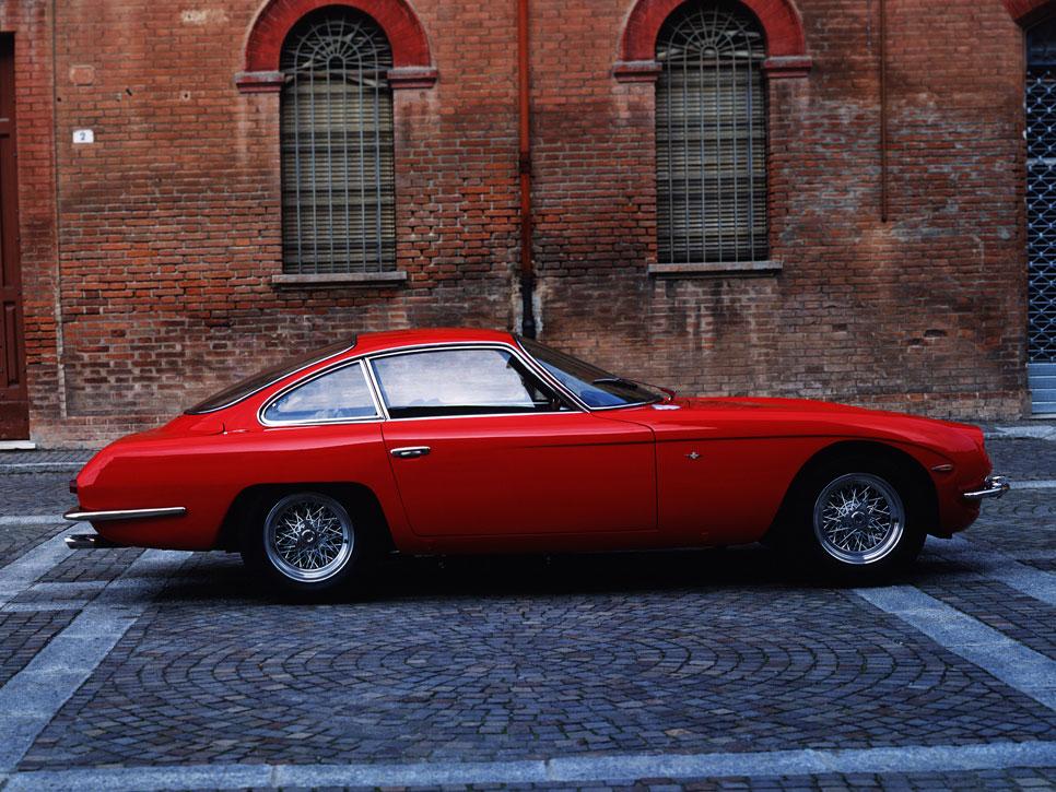 El Lamborghini 350 GT cumple 50 años