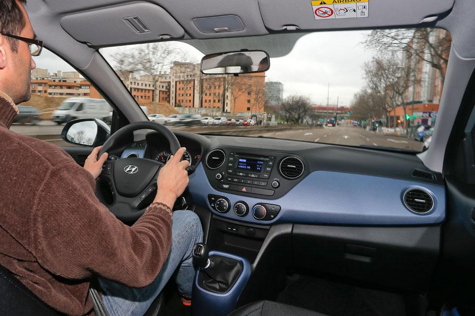 Prueba: Hyundai i10 1.0 66 CV